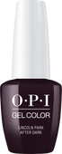 OPI GelColor - #GCW42A - LINCOLN PARK AFTER DARK .5oz