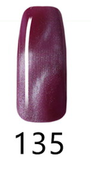 NICo Cateye 3D Gel Polish 0.5 oz - Color #135