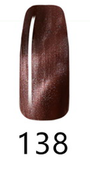 NICo Cateye 3D Gel Polish 0.5 oz - Color #138