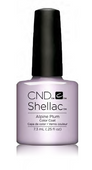 CND SHELLAC UV Color Coat - #91687 ALPINE PLUM - Glacial Illusion Collection .25 oz
