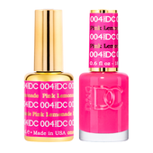 DND DC Duo Gel - #004  PINK LEMONADE