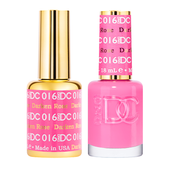 DND DC Duo Gel - #016  DARKEN ROSE