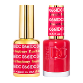 DND DC Duo Gel - #066  FRENCH RASPBERRY