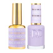 DND DC Duo Gel - #118  UNICORN LOVELY