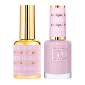 DND DC Duo Gel - #133  ANTIQUE PINK