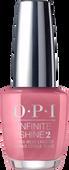 OPI Infinite Shine - #ISLS45 - NOT SO BORA-BORA-ING PINK .5 oz