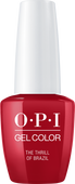 OPI GelColor - #GCA16A - THE THRILL OF BRAZIL .5oz