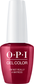 OPI GelColor - #GCH08A - I'M NOT REALLY A WAITRESS .5oz