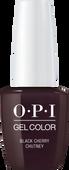 OPI GelColor - #GCI43A - BLACK CHERRY CHUTNEY .5oz