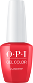 OPI GelColor - #GCL64A - CAJUN SHRIMP .5oz