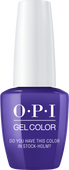 OPI GelColor - #GCN47A - DO YOU HAVE THIS COLOR IN STOCK-HOLM .5oz