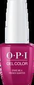 OPI GelColor - #GCN55A - SPARE ME A FRENCH QUARTER .5oz