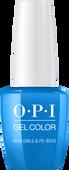 OPI GelColor - #GCN61A - RICH GIRLS & PO-BOYS .5oz