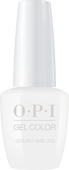 OPI GelColor - #GCT70A - I COULDN'T BARE LESS .5oz
