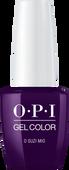 OPI GelColor - #GCV35A - O SUZI MIO .5oz