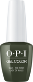 OPI GelColor - #GCW55A - SUZI THE FIRST LADY OF NAILS .5oz