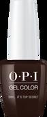 OPI GelColor - #GCW61A - SHH IT'S TOP SECRET! .5oz