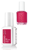 Essie Gel + Lacquer - #1117G #1117 Be Cherry - Winter 2017 Collection