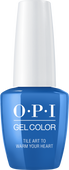 OPI GelColor - #GCL25 - Tile Art to Warm Your Heart - Lisbon Collection .5 oz