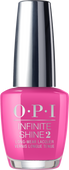 OPI Infinite Shine - #ISLL19 - No Turning Back From Pink Street - Lisbon Collection .5 oz