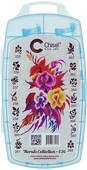 50% Off Chisel 3D Stamp - #020 Floral Collection