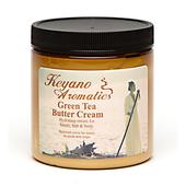 Keyano Manicure & Pedicure - Green Tea Butter Cream 8oz