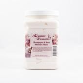 Keyano Manicure & Pedicure - Champagne & Rose Moisture Mask 64 oz