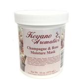 Keyano Manicure & Pedicure - Champagne & Rose Moisture Mask 16 oz
