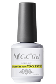 CnC Soak-Off Gel Top No Cleanse 0.5 oz