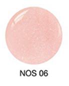 SNS Powder Color 1 oz - #NOS06 Preppy Pink