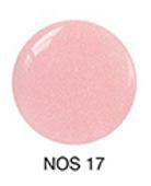 SNS Powder Color 1 oz - #NOS17 Honeymoon Blush