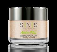 SNS Powder Color 1 oz - #NOS22 Morning Coffee