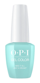 OPI GelColor - #GCG44 Was It All Just a Dream? - Grease Collection .5 oz
