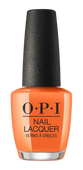 OPI Lacquer - #NLG43 Summer Lovin' Having a Blast! - Grease Collection .5 oz