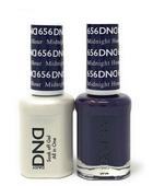 DND Duo Gel - #656 Midnight Hour
