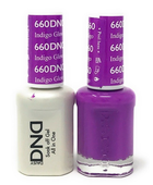 DND Duo Gel - #660 Indigo Glow
