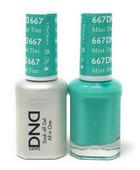 DND Duo Gel - #667 Mint Tint