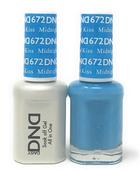 DND Duo Gel - #672 Midnight Kiss