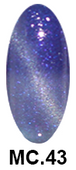 NICo Cateye 3D Gel Polish 0.5 oz - MOOD CHANGING - Color #MC.43