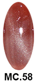NICo Cateye 3D Gel Polish 0.5 oz - MOOD CHANGING - Color #MC.58