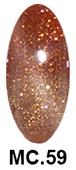 NICo Cateye 3D Gel Polish 0.5 oz - MOOD CHANGING - Color #MC.59