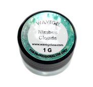 WaveGel Chrome Powder 1g - Nimbus Clouds Chrome
