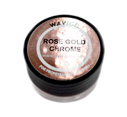 WaveGel Chrome Powder 1g - Rose Gold Chrome