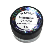 WaveGel Chrome Powder 1g - Interstellar Chrome