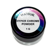 WaveGel Chrome Powder 1g - Hyper Chrome