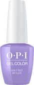 OPI GelColor - #GCP34 Don't Toot My Flute - Peru Collection .5 oz