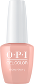 OPI GelColor - #GCP36 Machu Peach-u - Peru Collection .5 oz