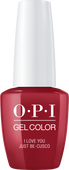 OPI GelColor - #GCP39 I Love You Just Be-Cusco - Peru Collection .5 oz