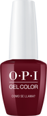 OPI GelColor - #GCP40 Como se Llama? - Peru Collection .5 oz
