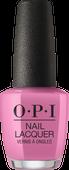 OPI Lacquer - #NLP31 Suzi Will Quenchua Later! - Peru Collection .5 oz